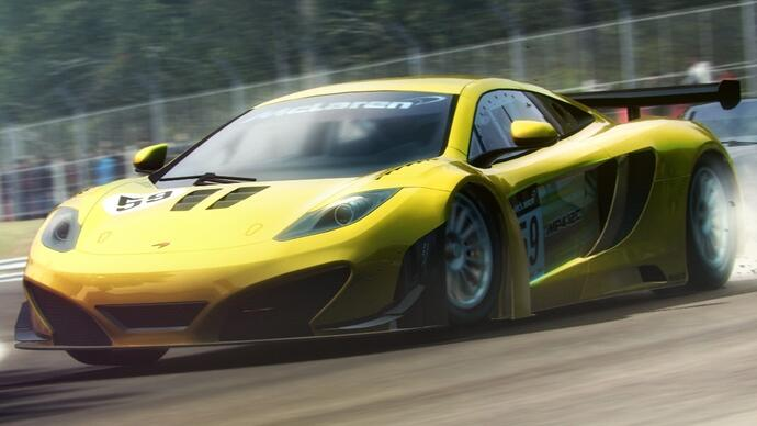 Grid 2 fires up for May 31st UK releasedate