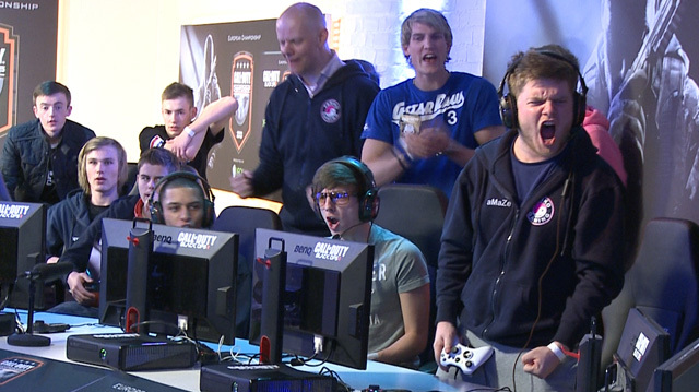 Rowdy Dragons Win UK Spot in CoD Championship