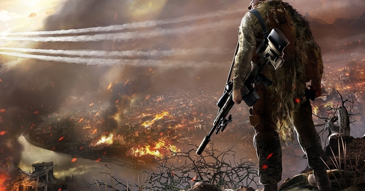 Sniper Ghost Warrior 2 Review Eurogamer Net