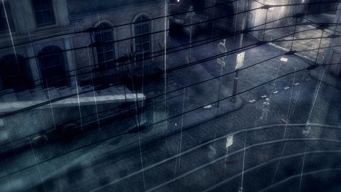 PlayStation Network-exclusive Rain designed to make players feeluncertain