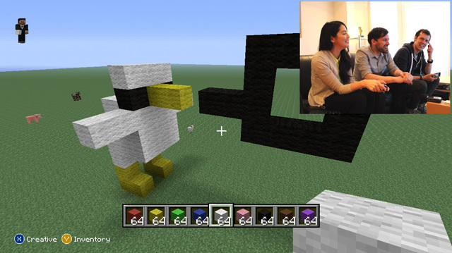 Minecraft Pictionary Returns, Shames Our Drawing Skills