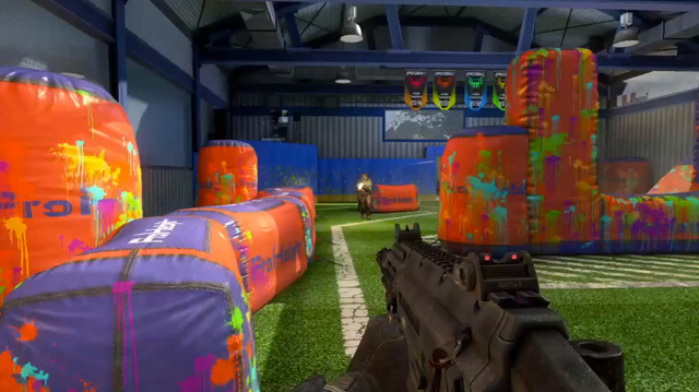 Black Ops 2's Vengeance DLC Adds Cowboy Zombies, Paintball Map