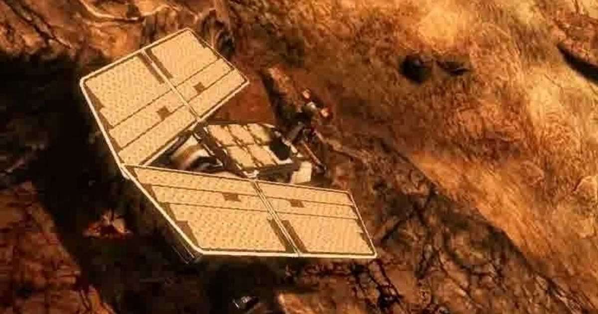 1st person veiw mars rover footage - photo #31