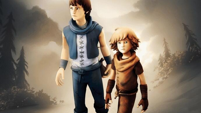 Brothers: A Tale of Two Sonsreview