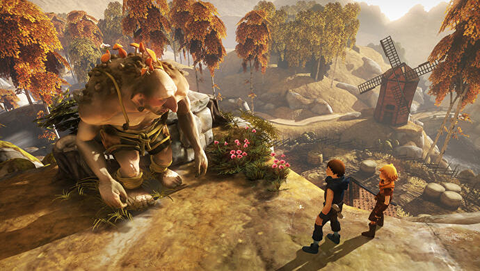 Análisis de Brothers: A Tale of Two Sons