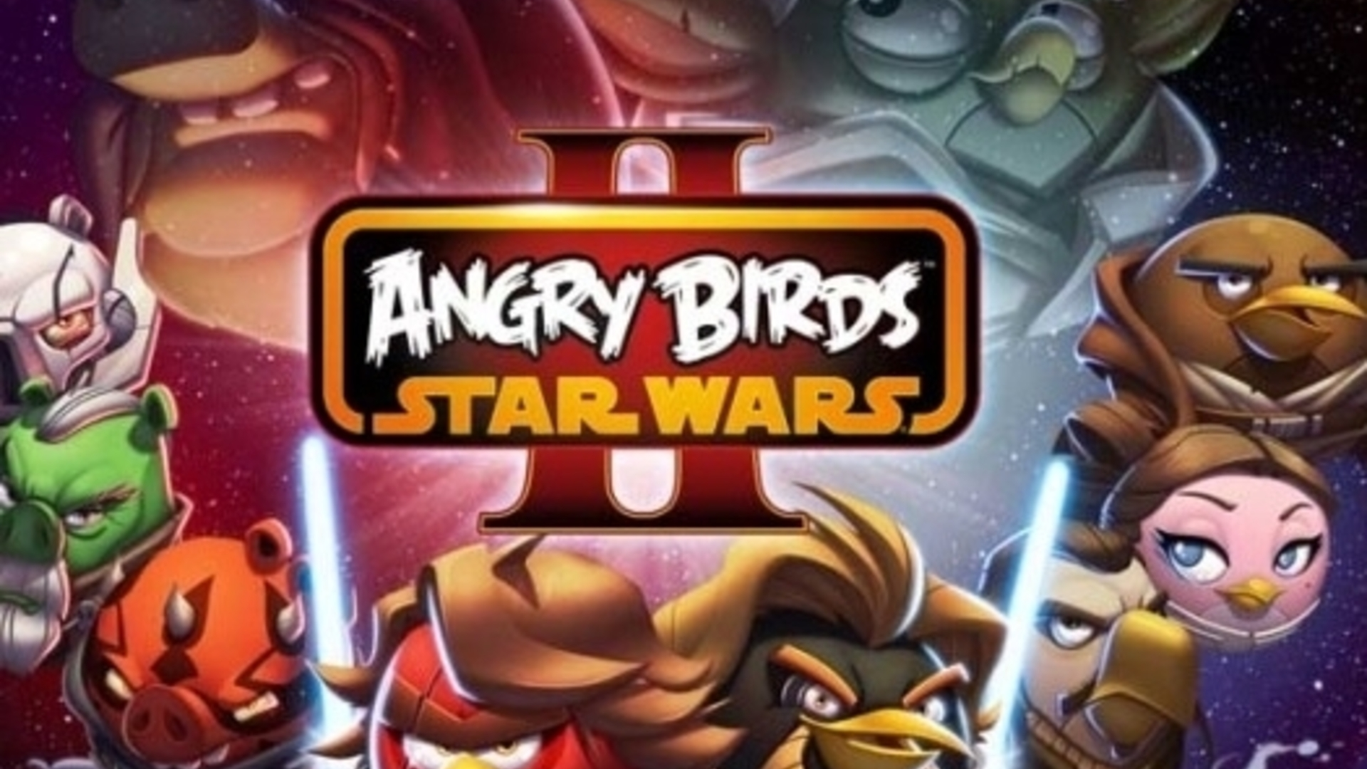 Angry Birds: Star Wars 2 features the voice of Emperor Palpatine