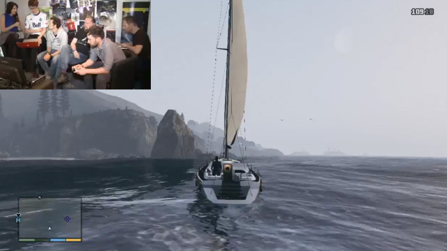 Let's Play GTA 5: Outside Xbox Goes Shark Hunting at Eurogamer Expo