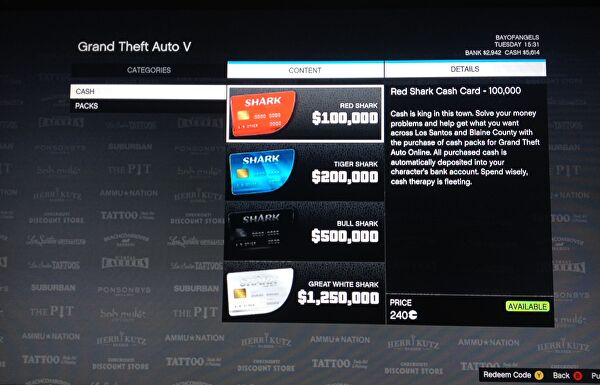 Free money codes for gta 5 online