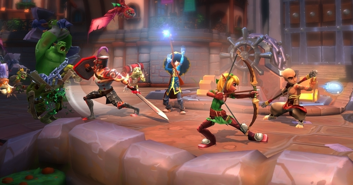 Dungeon defenders 2 ditches moba multiplayer - Dungeon defenders 2 console ...