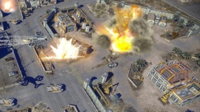 Command & Conquer has beencancelled
