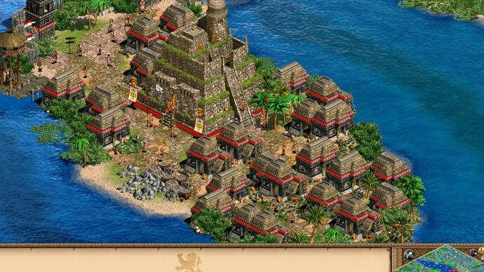 Age of Empires 2 gets first official expansion in over 10years