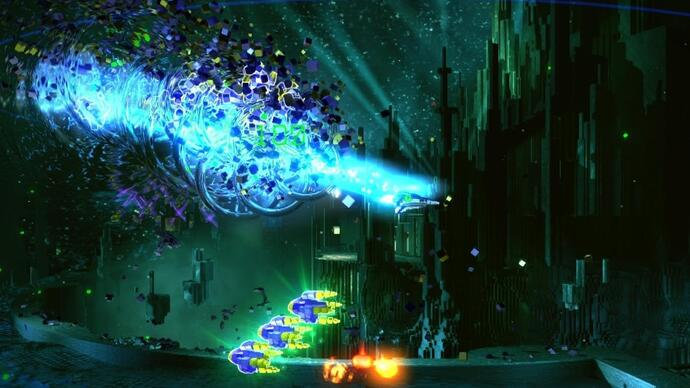 PS4 launch title Resogun free for Plussubscribers