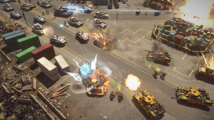 Command & Conquer will be resurrected after its untimelycancellation