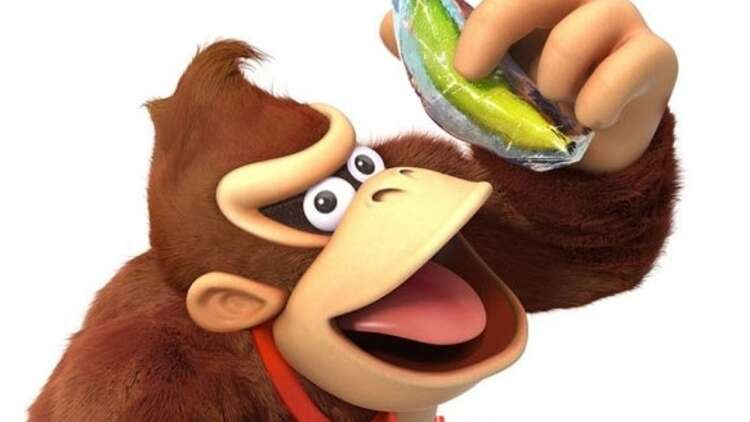 Donkey Kong Country Ignores The Gamepad Screen During Regular Play Eurogamer Net
