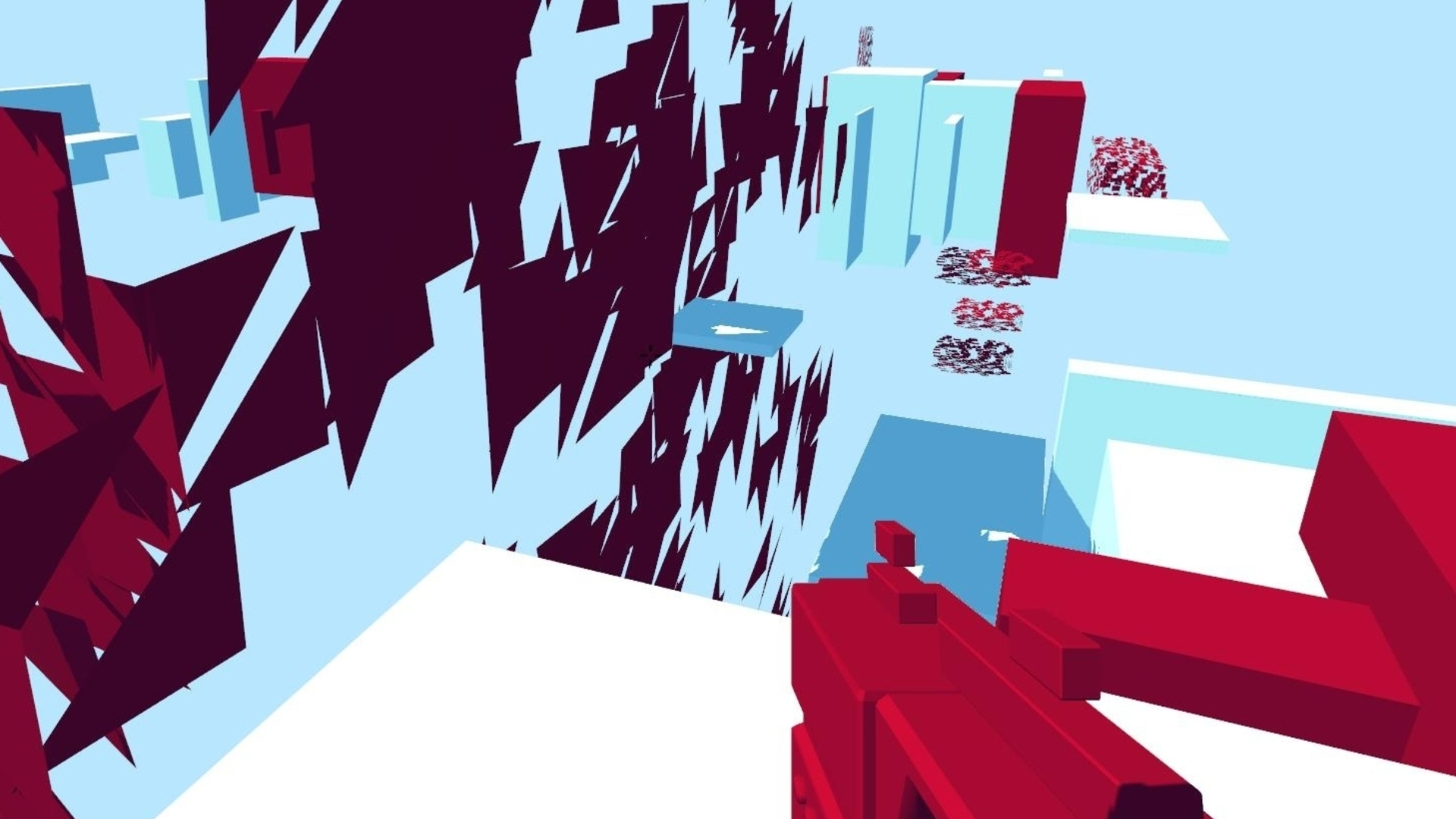 Trippy programming puzzler Glitchspace arrives on Steam Early Access