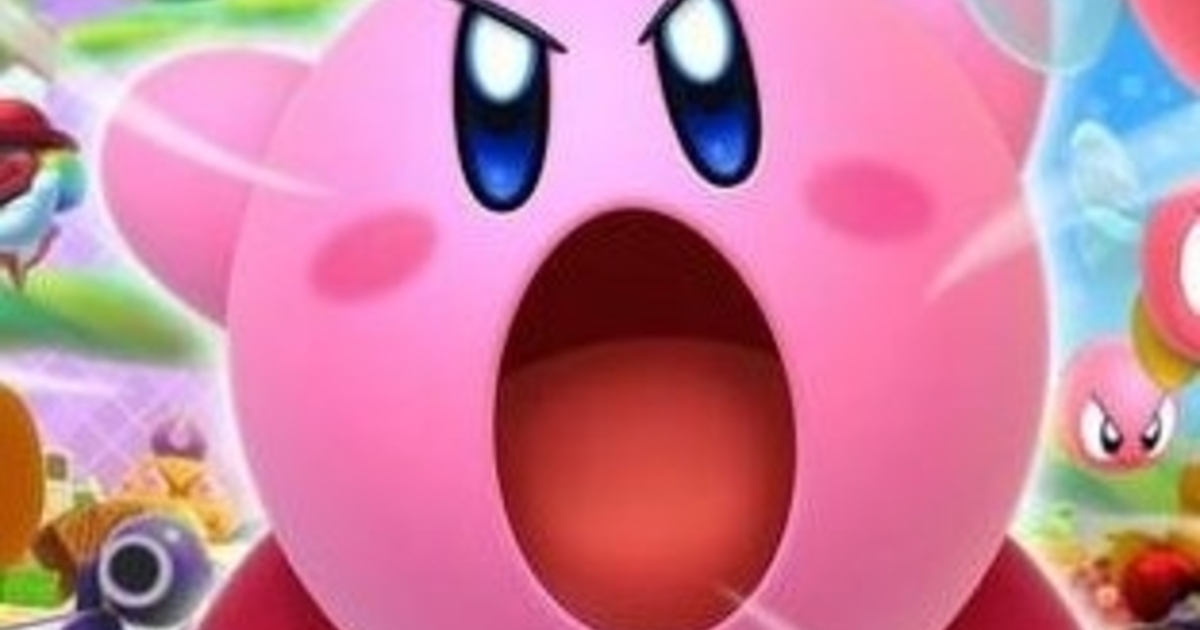 Why So Serious Nintendo Explains Angry Western Kirby