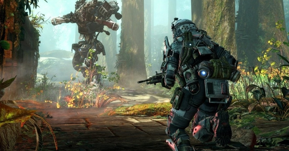 Titanfall Expedition Review Eurogamer Net