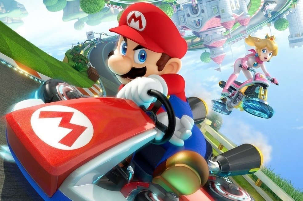 ... and 16 New DLC Stages Confirmed for Mario Kart 8 | The Otaku's Study