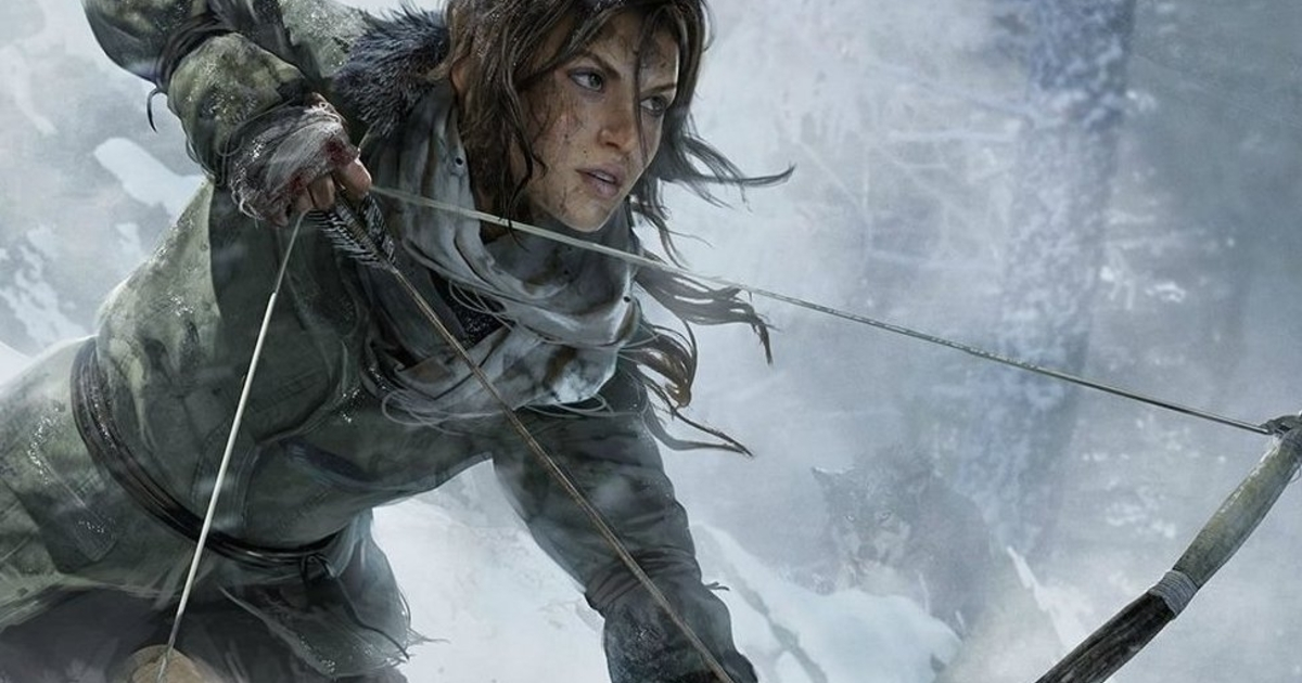 Amazon lists Rise of the Tomb Raider for PS3, Xbox 360 � Eurogamer.net