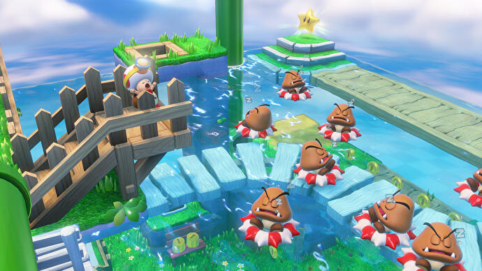 Captain Toad: Treasure Tracker is the best Nintendo spin-off in years