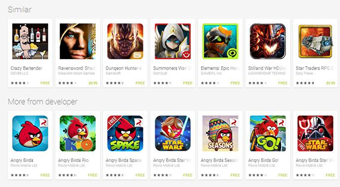 Google Play Removing Free Label For F2p Games With In App