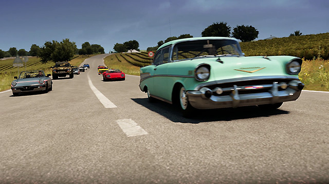 Behold Forza Horizon 2's Upgraded Multiplayer in New Gameplay