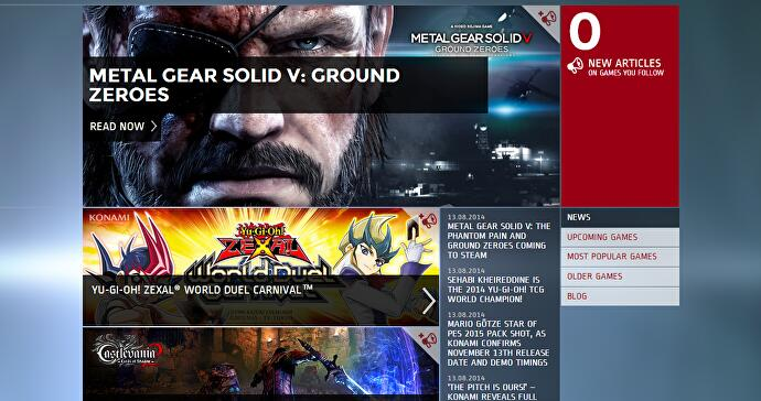 Metal Gear Solid 5: The Phantom Pain is coming to Steam • Eurogamer net