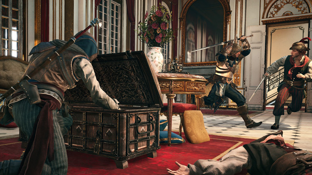 5 Things You Will Do in Assassin's Creed: Unity Co-op