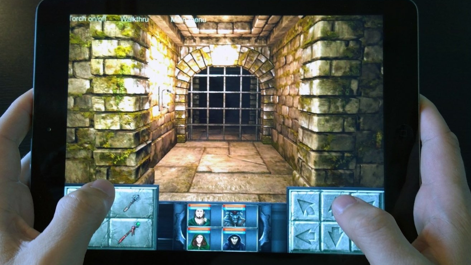 Legend of Grimrock is coming to iOS