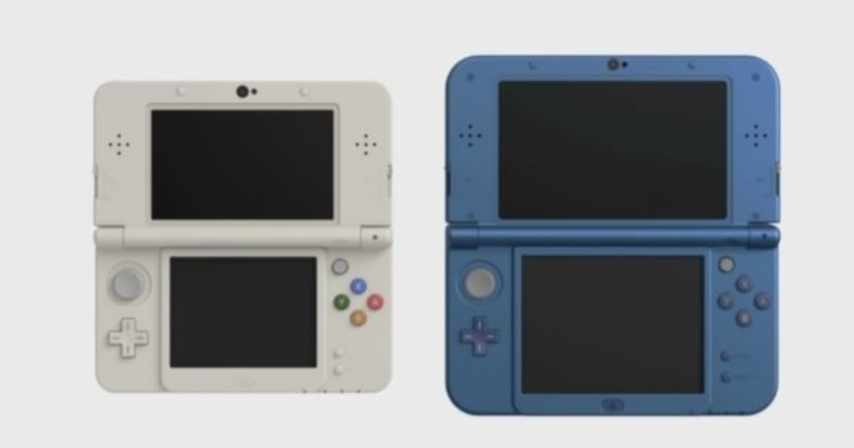 The New 3DS XL unlocks the potential of Nintendo's ...