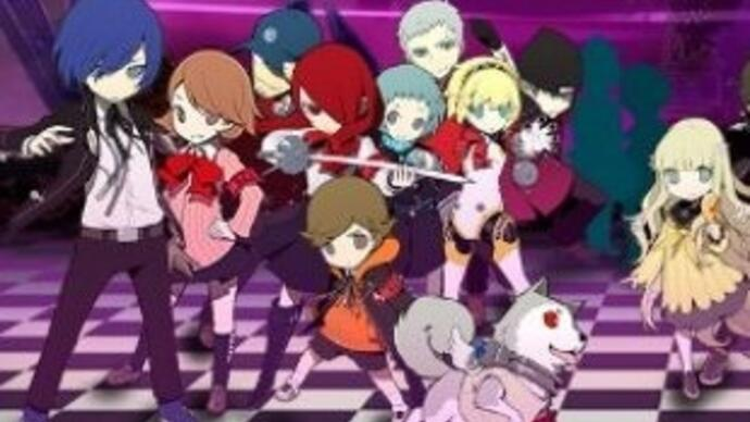 Persona Q: Shadow of the Labyrinth gets a European releasedate