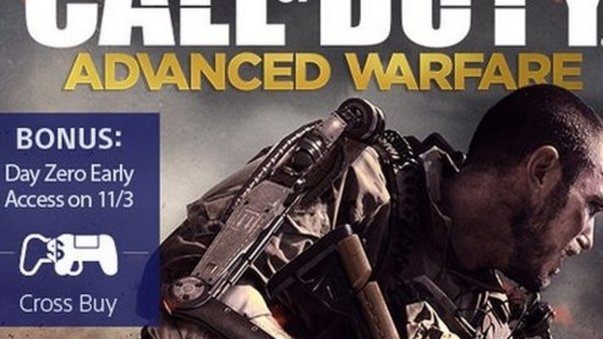 Call of Duty: Advanced Warfare is Cross-Buy for PS3 and PS4