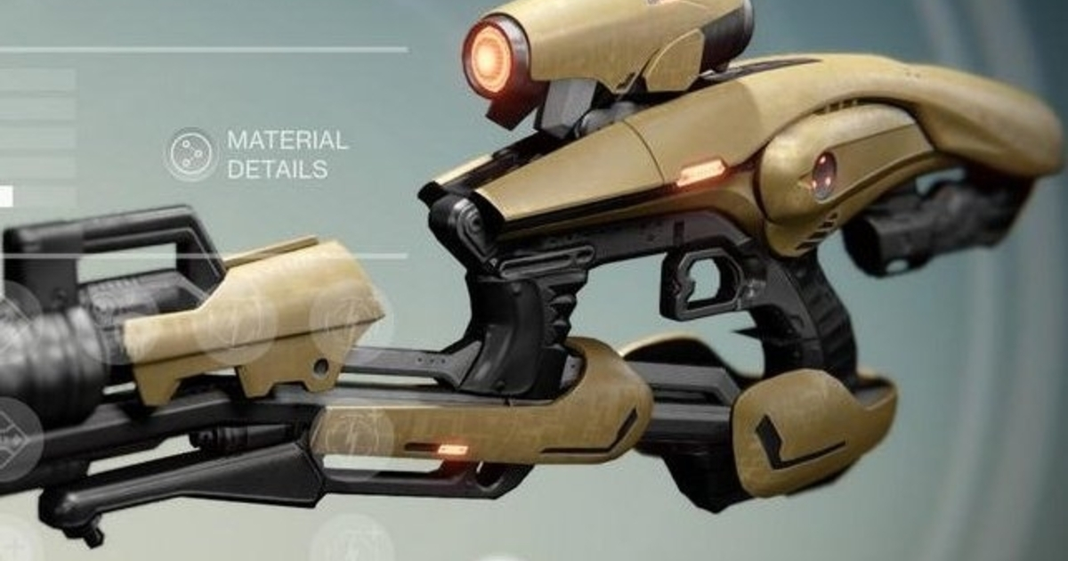 Vex Mythoclast - Destiny 2 Wiki - D2 Wiki, Database and Guide