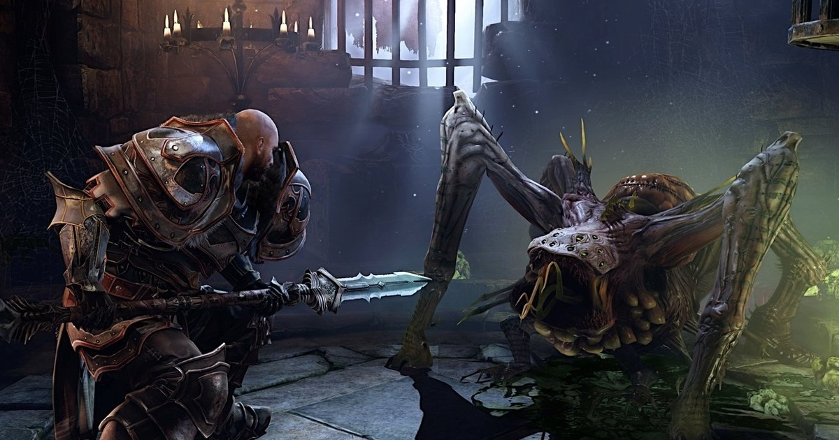 Lords of the Fallen wa...