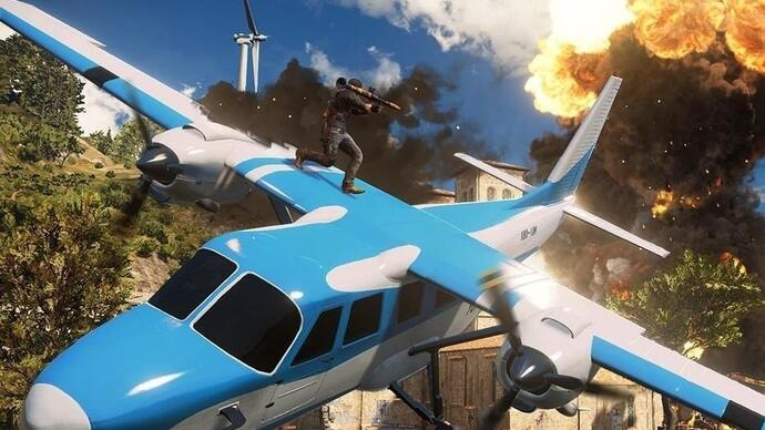 Just Cause 3 won't have multiplayer atlaunch