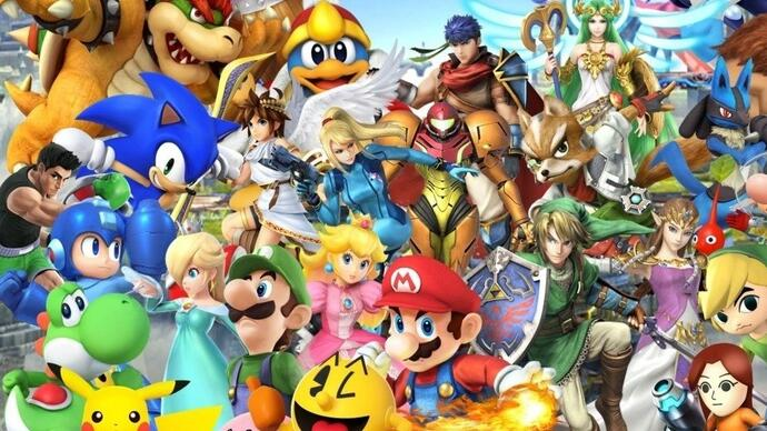 Super Smash Bros. for Wii Ureview