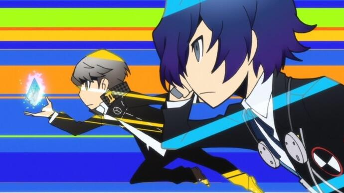 Persona Qreview