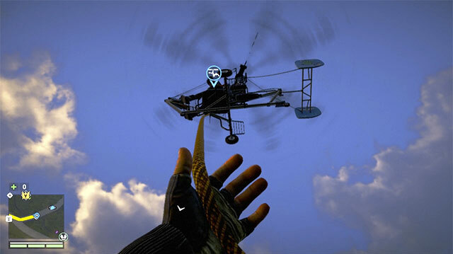 Helicopter Grappling is My New Favourite Thing in Far Cry 4 Co-op