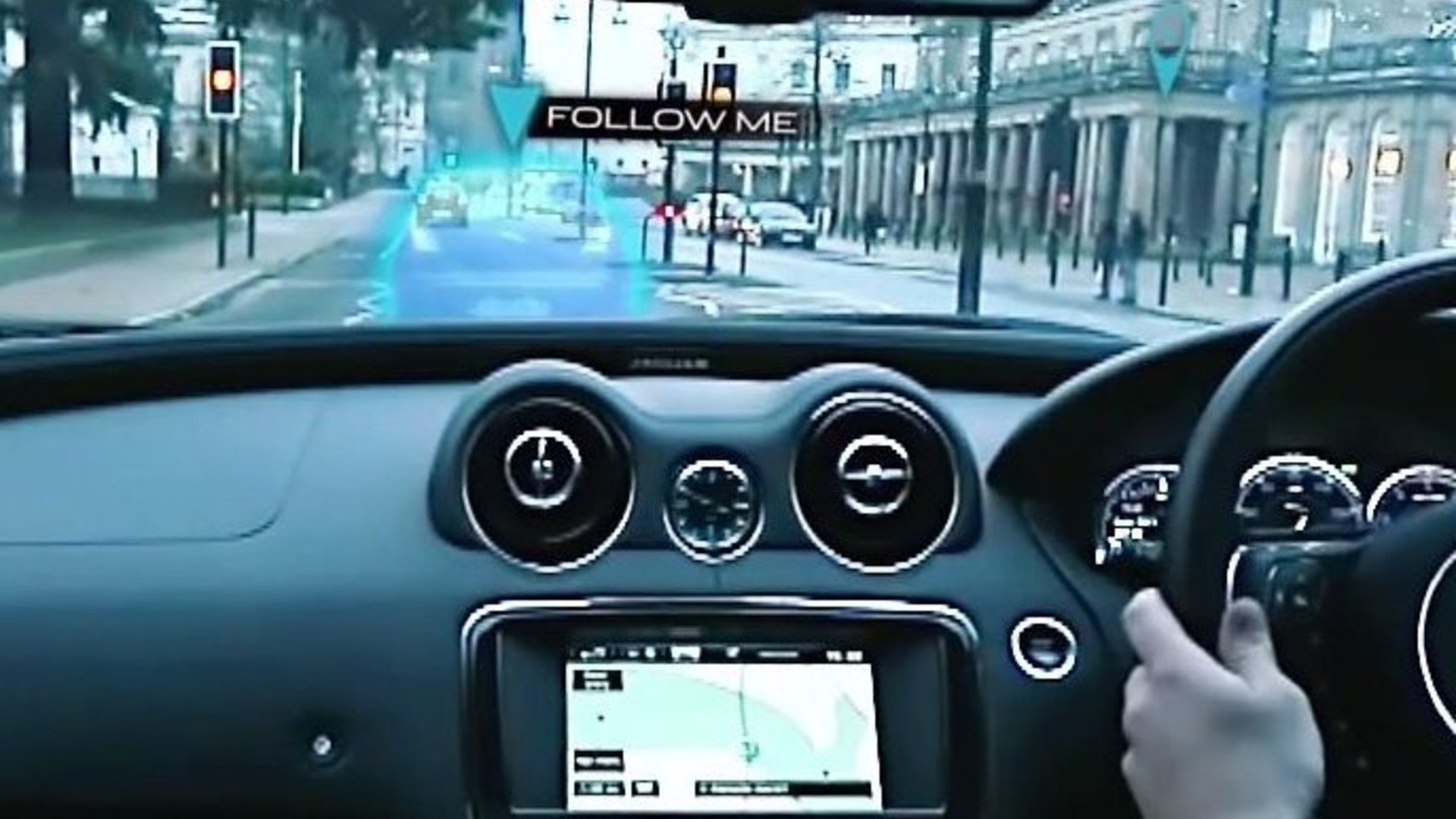 Ghost cars may soon become a reality