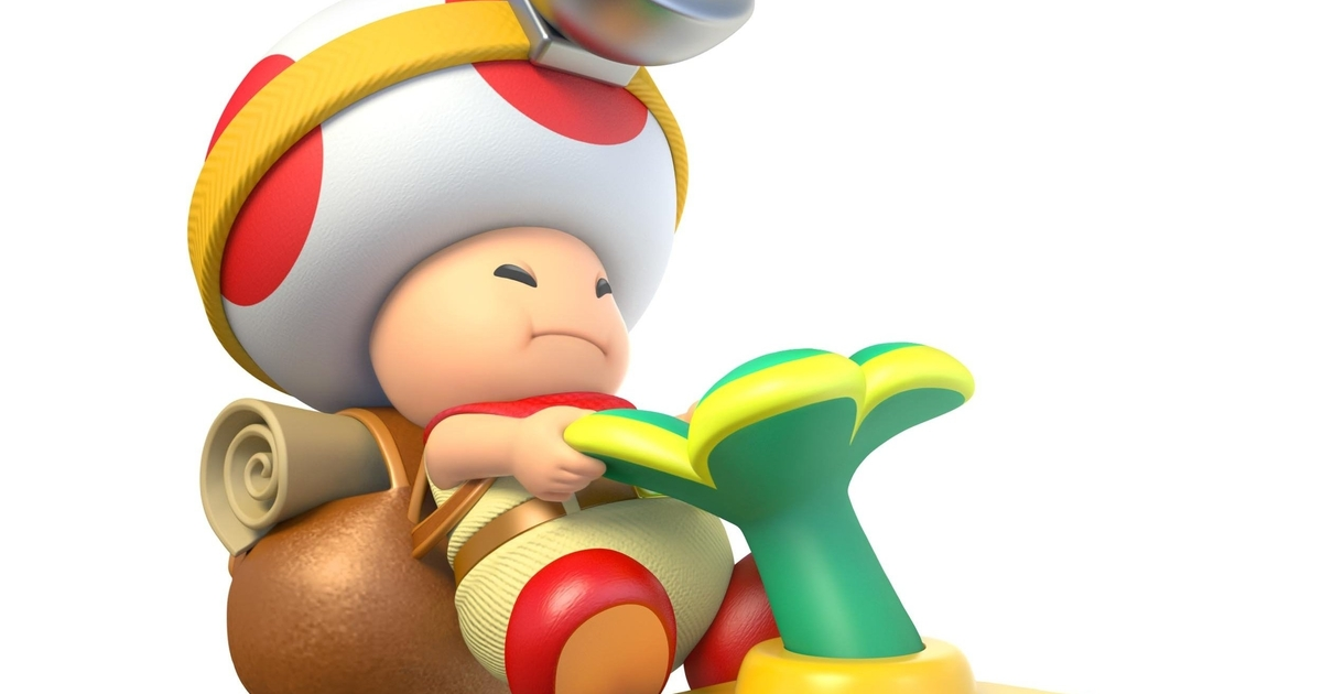 Captain Toad Treasure Tracker Review Eurogamer Net