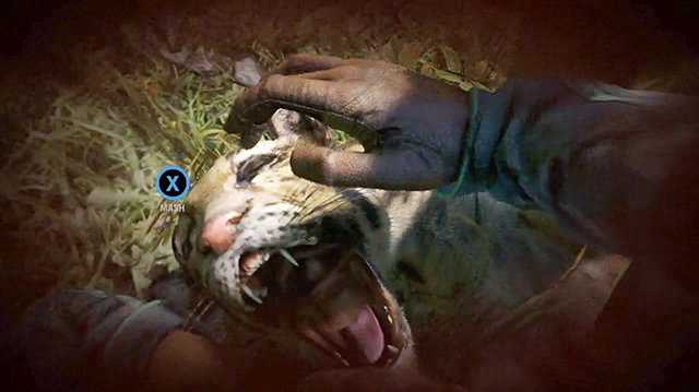 Oxbox Xmas Challenge is King of Beasts in Far Cry 4