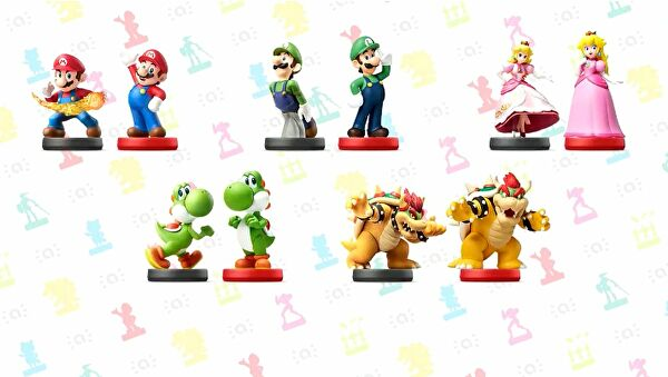 Nintendo Announces New Smash Bros And Mario Themed Amiibo