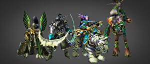 Blizzard makes Warcraft 3 assets available in StarCraft 2
