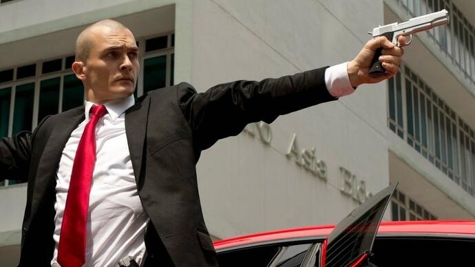 There's a new trailer for the Hitman: Agent 47movie