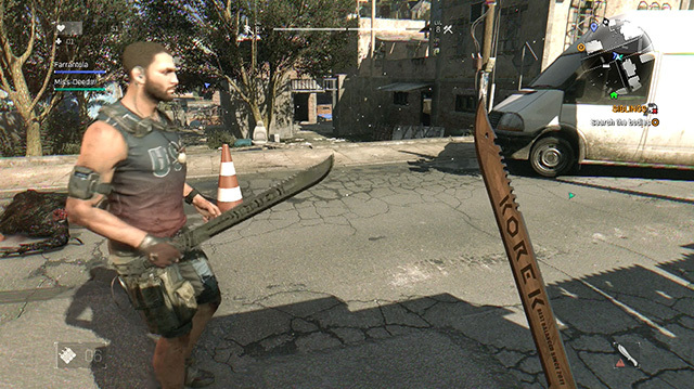 You Must Kick a Box 70 Times to Get This Superweapon in Dying Light