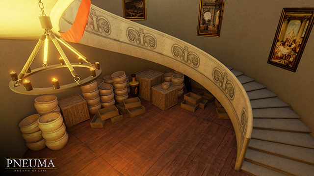 Xbox One's Pneuma: Breath of Life is Pretty Puzzling