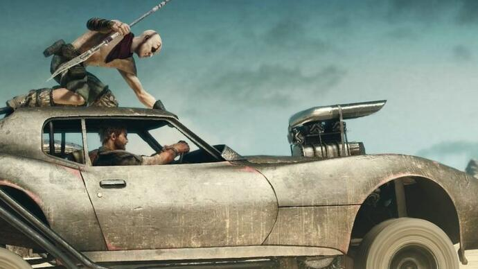 Mad Max release date set for September on PC, PS4, XboxOne