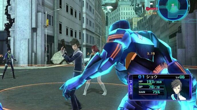 Atlus announces tactical RPG Lost Dimension for PS3 andVita