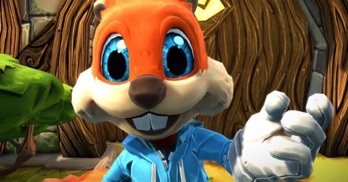 Conker's Big Reunion gets an April release date in Project ...