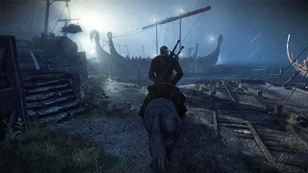 the witcher 3 wild hunt gameplay will take 200 hours to complete